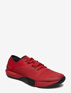 UA TriBase Reign - training shoes - red