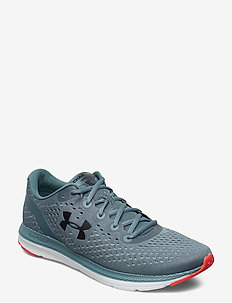 UA Charged Impulse - running shoes - lichen blue