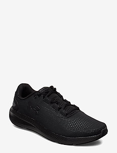 UA Charged Pursuit 2 - löparskor - black