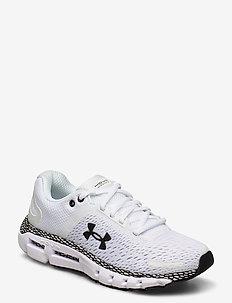 UA W HOVR Infinite 2 - running shoes - white