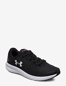 UA W Charged Pursuit 2 - löparskor - black