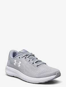 UA W Charged Pursuit 2 - running shoes - mod gray