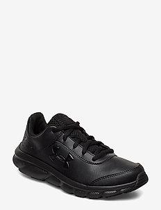 UA GS ASSERT 8 UFM SYN - sneakers - black