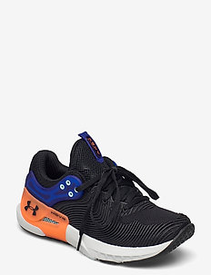 UA W HOVR Apex 2 - training shoes - black