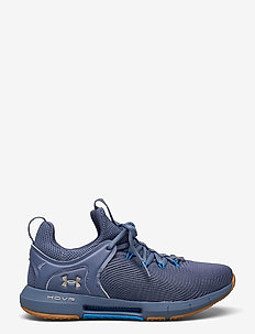 UA W HOVR Rise 2 - training shoes - mineral blue