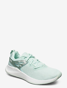 UA W Charged Breathe TR 2 NM - träningsskor - seaglass blue