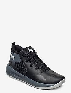 UA GS Lockdown 5 - tenisówki - black