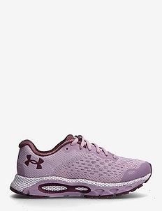 UA W HOVR Infinite 3 - running shoes - mauve pink