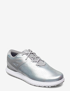 UA W Charged Breathe SL - golf shoes - white