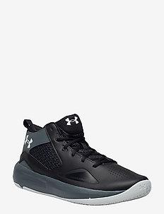 UA Lockdown 5 - indoor sports shoes - black