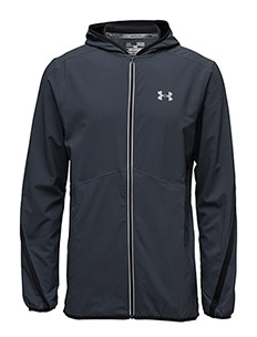RUN TRUE SW JACKET - BLACK