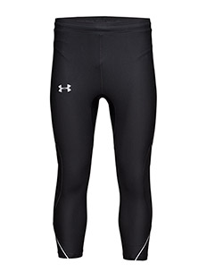 RUN TRUE HEATGEAR CAPRI - BLACK