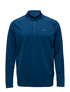 PLAYOFF 1/4 ZIP - MOROCCAN BLUE