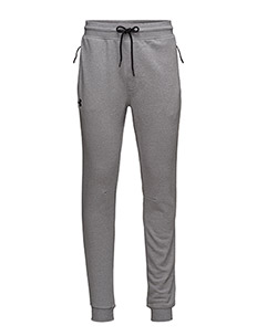 THREADBORNE STACKED JOGGER - TRUEGRAYHEAT