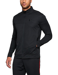 SPORTSTYLE PIQUE JACKET - basic sweatshirts - black