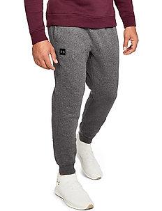 RIVAL FLEECE JOGGER - sweatpants - black