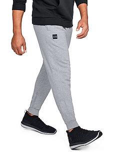 RIVAL FLEECE JOGGER - sweatpants - steel