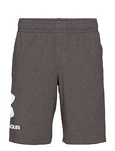 UA Sportstyle Cotton Shorts - training shorts - black