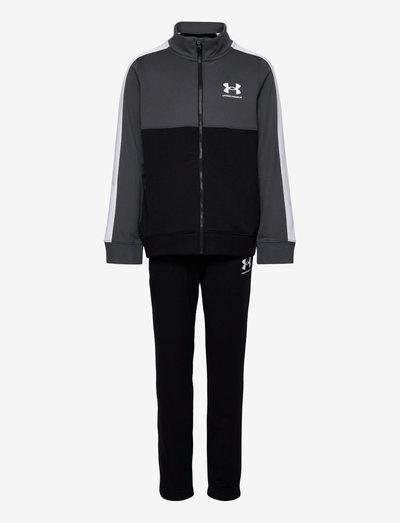 UA CB Knit Track Suit - tracksuits & 2-piece sets - black