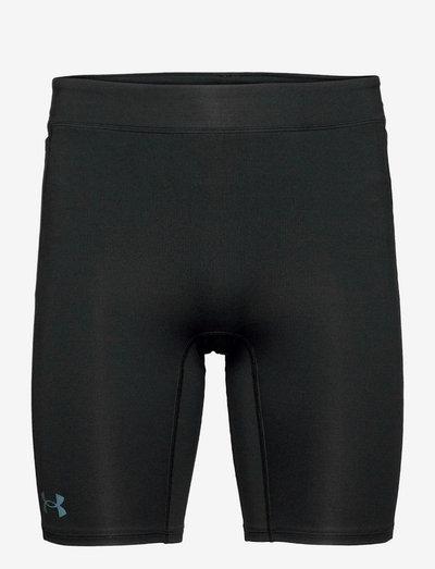 UA RUSH Stamina Half Tight - treningsshorts - black