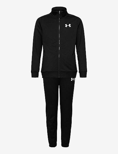 UA Knit Track Suit - tracksuits & 2-piece sets - black