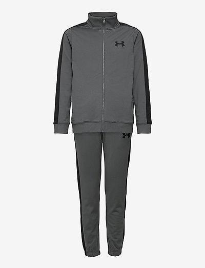 UA Knit Track Suit - tracksuits & 2-piece sets - pitch gray