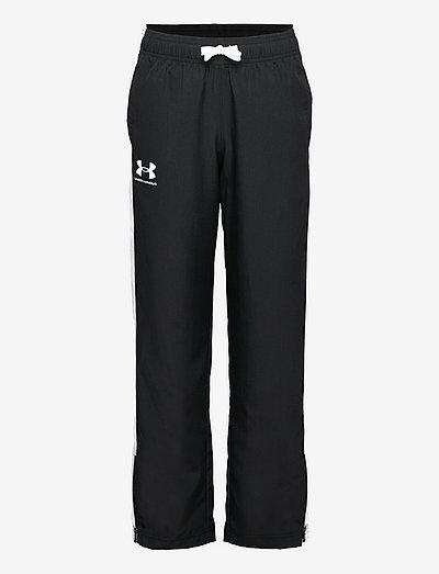 UA Woven Track Pants - sports pants - black