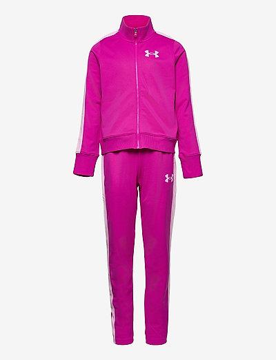 EM Knit Track Suit - tracksuits & 2-piece sets - meteor pink