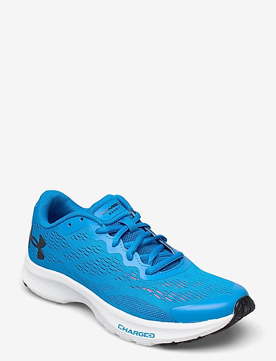 UA BGS Charged Bandit 6 - running shoes - blue circuit