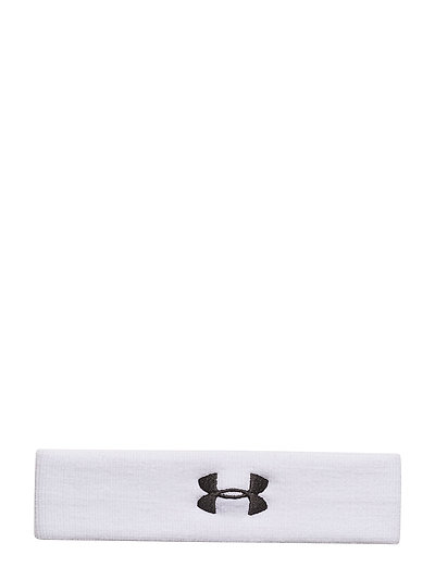 UA Performance Headband - WHITE