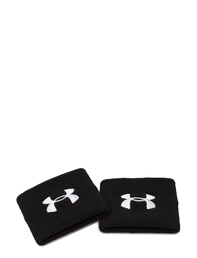 UA Performance Wristbands - BLACK