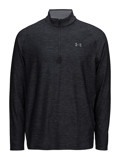 PLAYOFF 1/4 ZIP - BLACK