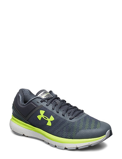 Ua Charged Europa 2 Shoes Sport Shoes Running Shoes Grau UNDER ARMOUR