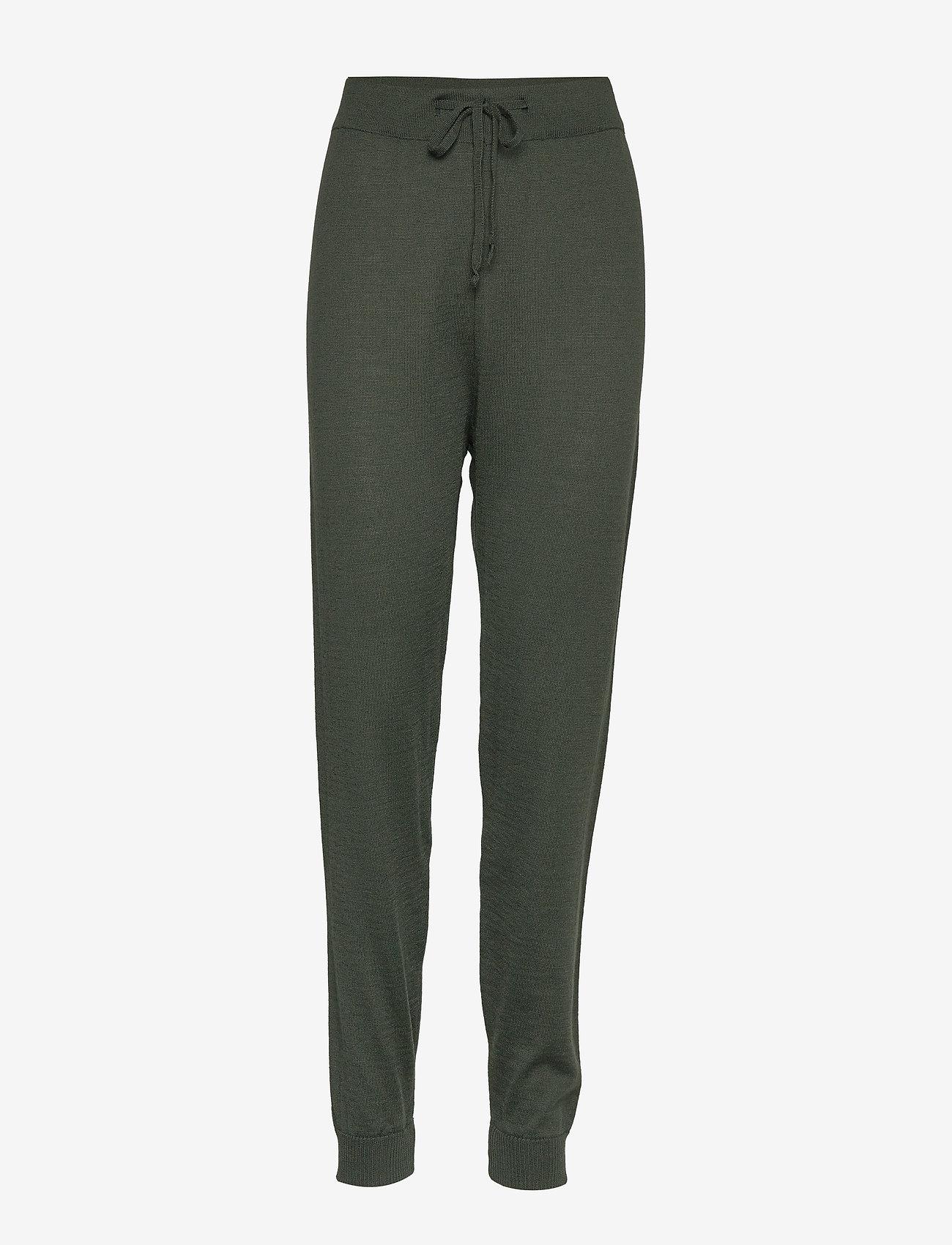Underprotection - kimmie pants - spodnie dresowe - green - 0