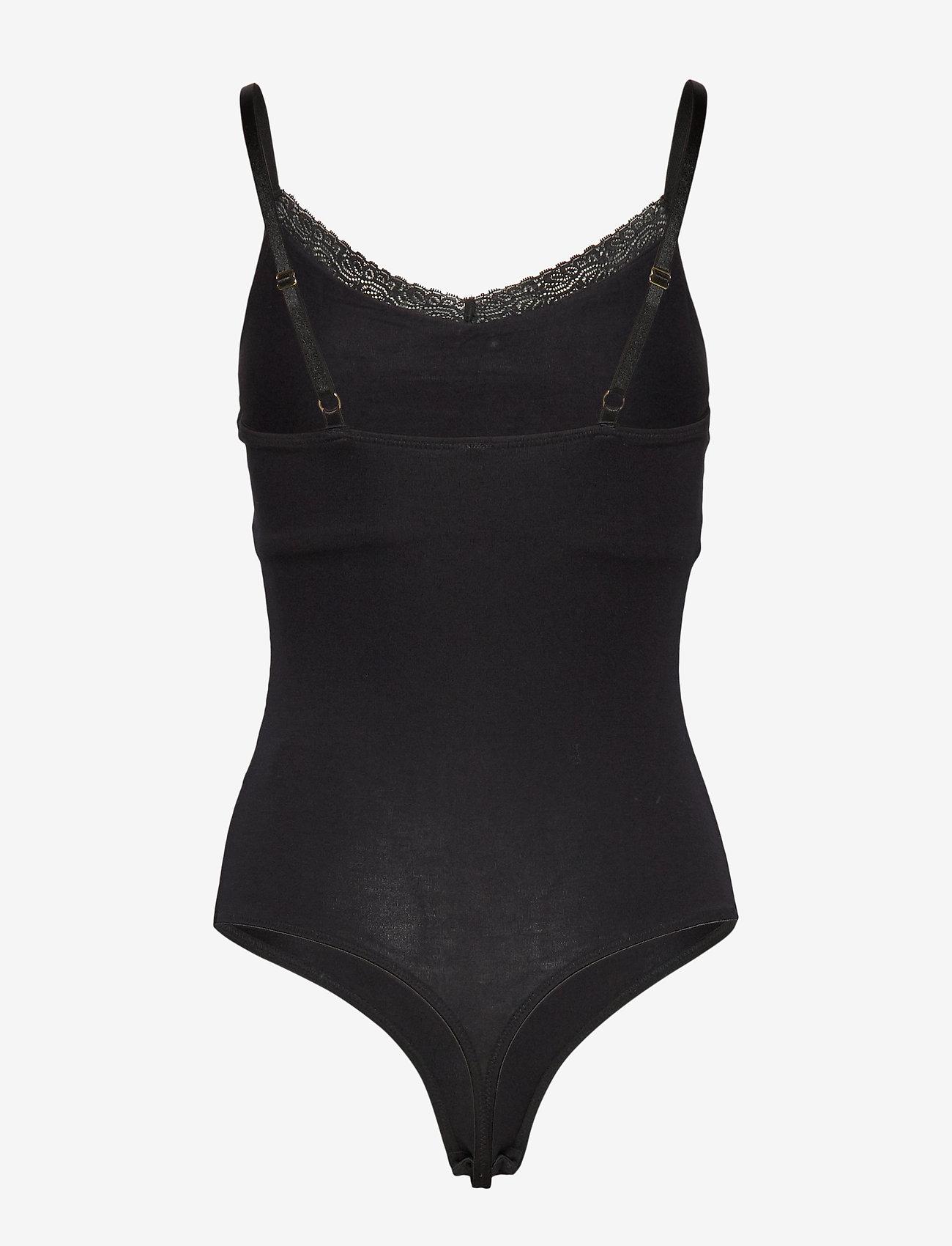 Underprotection - Bea body - bodies & slips - black - 1
