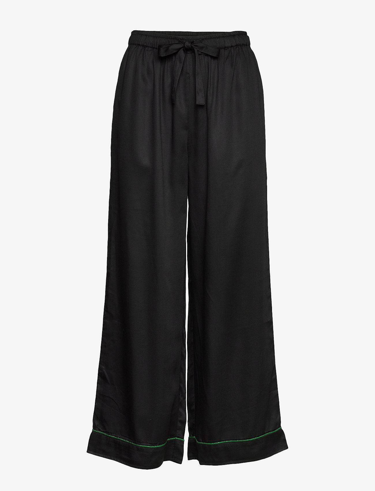 Underprotection - lisa pants - doły - black - 0