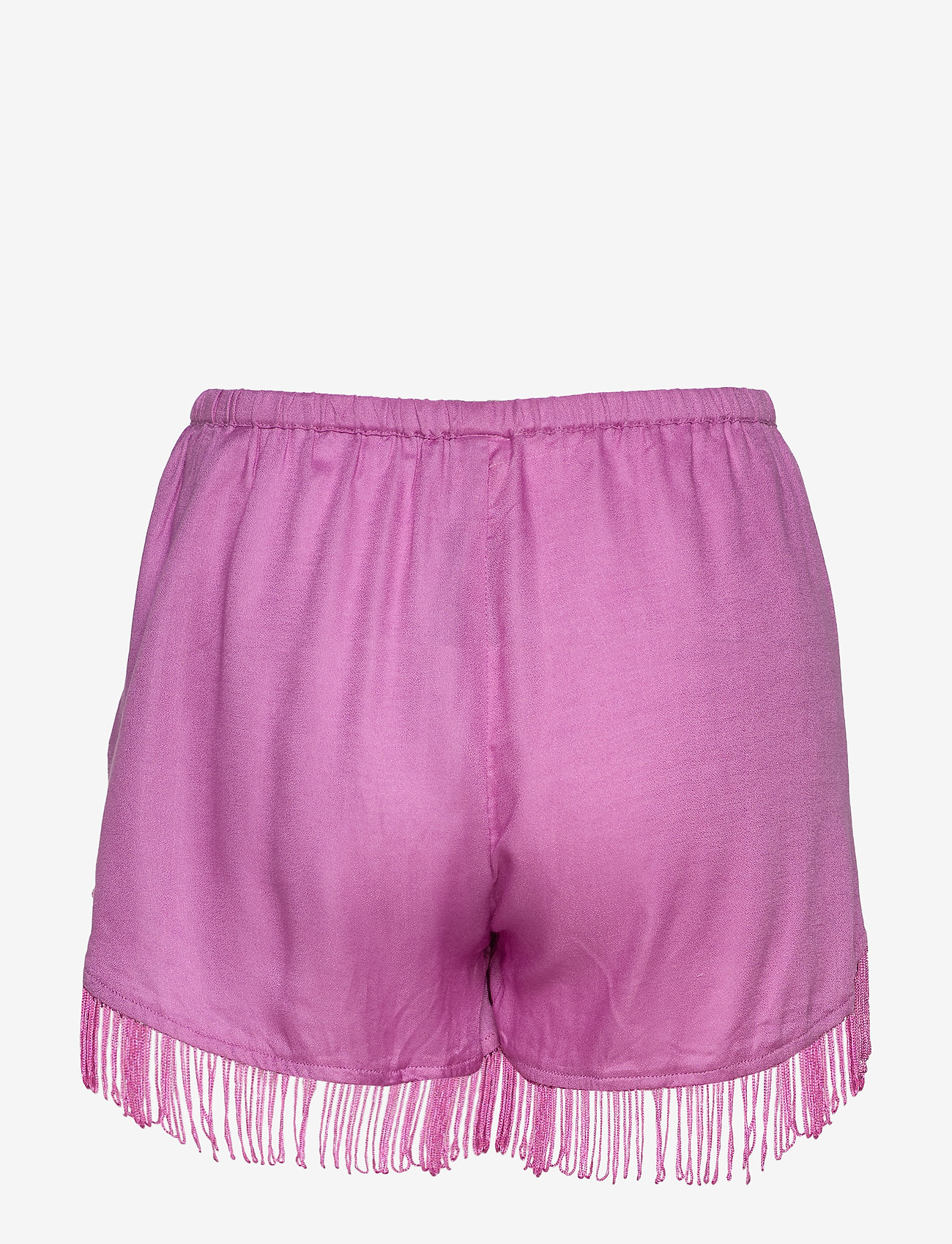 Underprotection - CECILIE SHORTS PURPLE - shorts - purple - 1