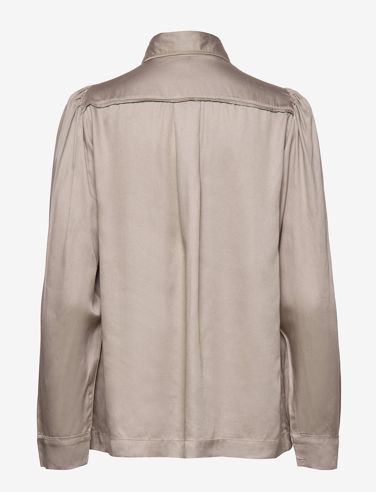 Underprotection - Rana shirt - Överdelar - grey - 1