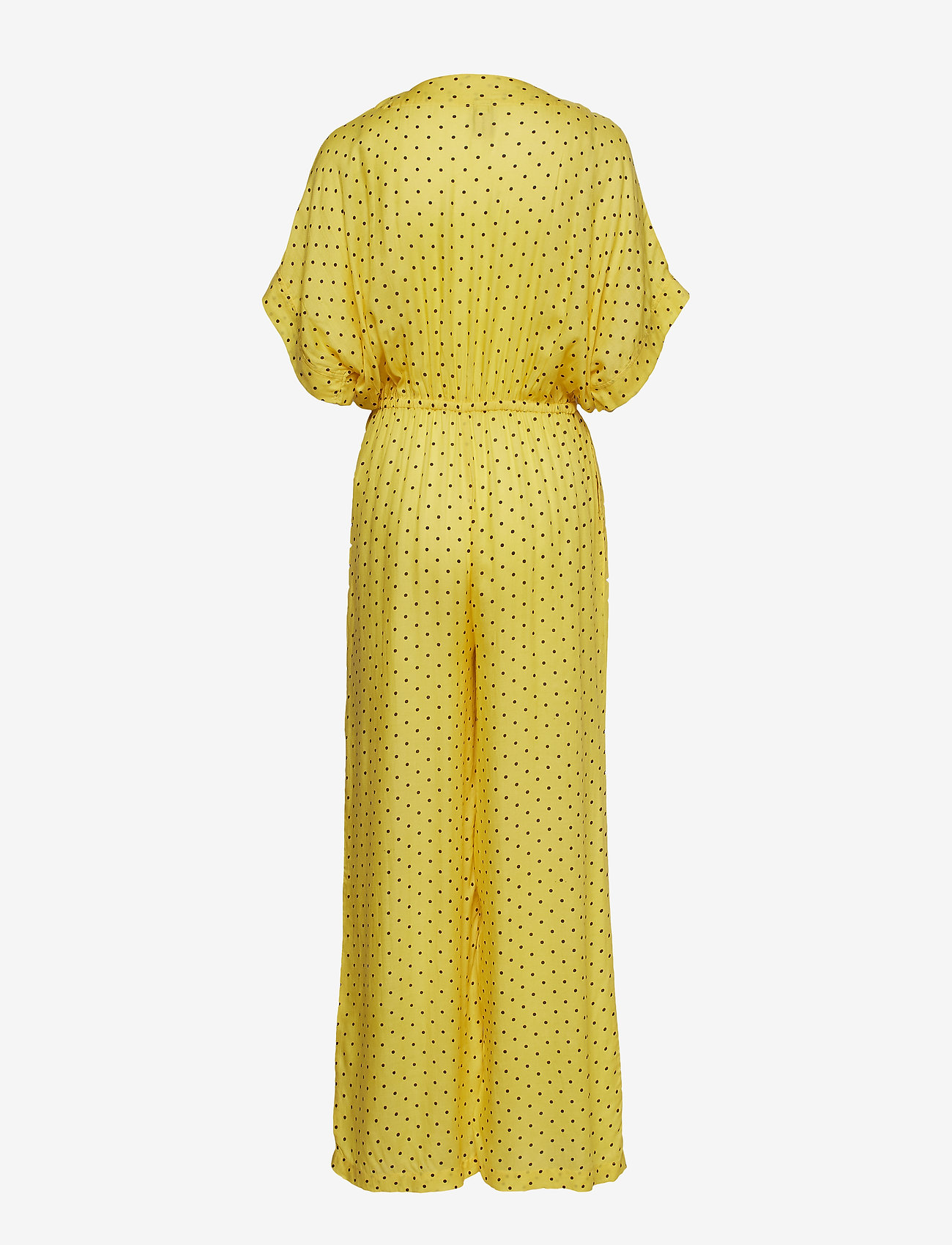 Underprotection - Donna jumpsuit - clothing - yellow - 2
