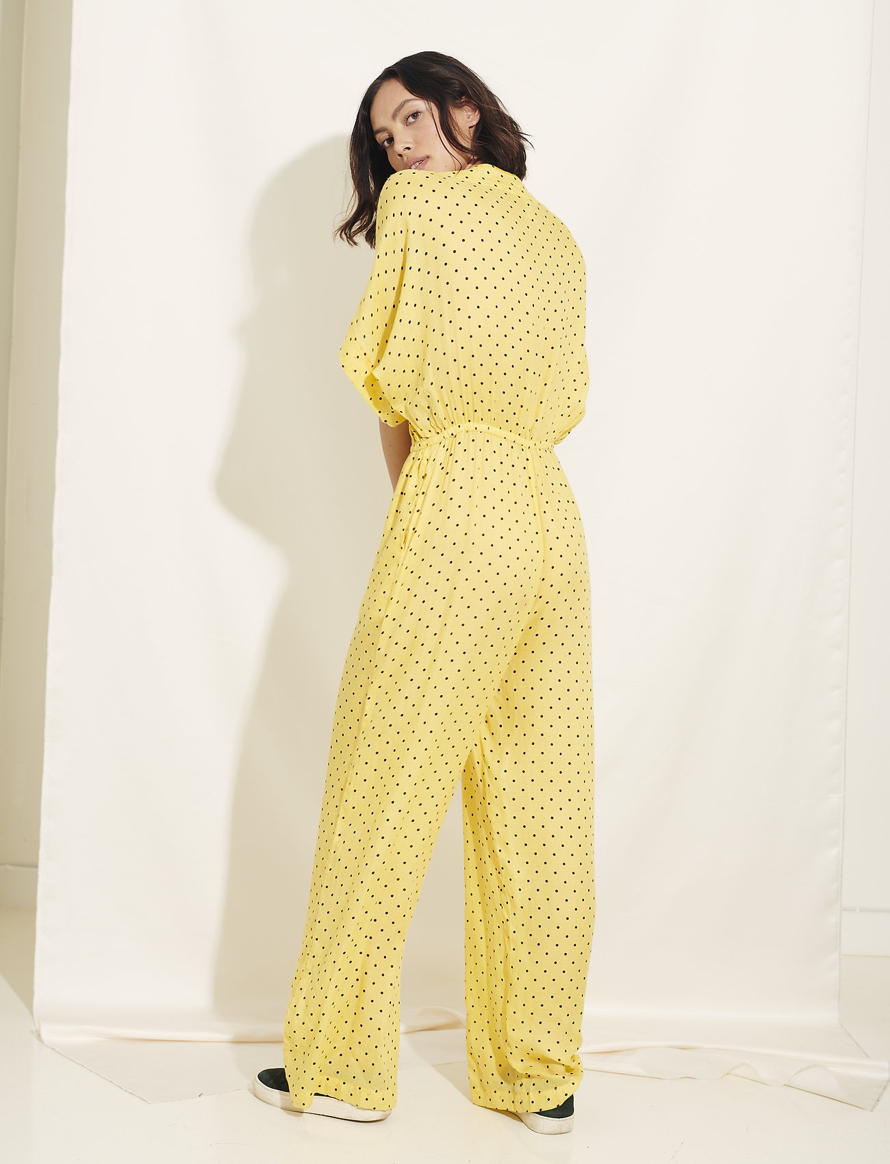 Underprotection - Donna jumpsuit - clothing - yellow - 3