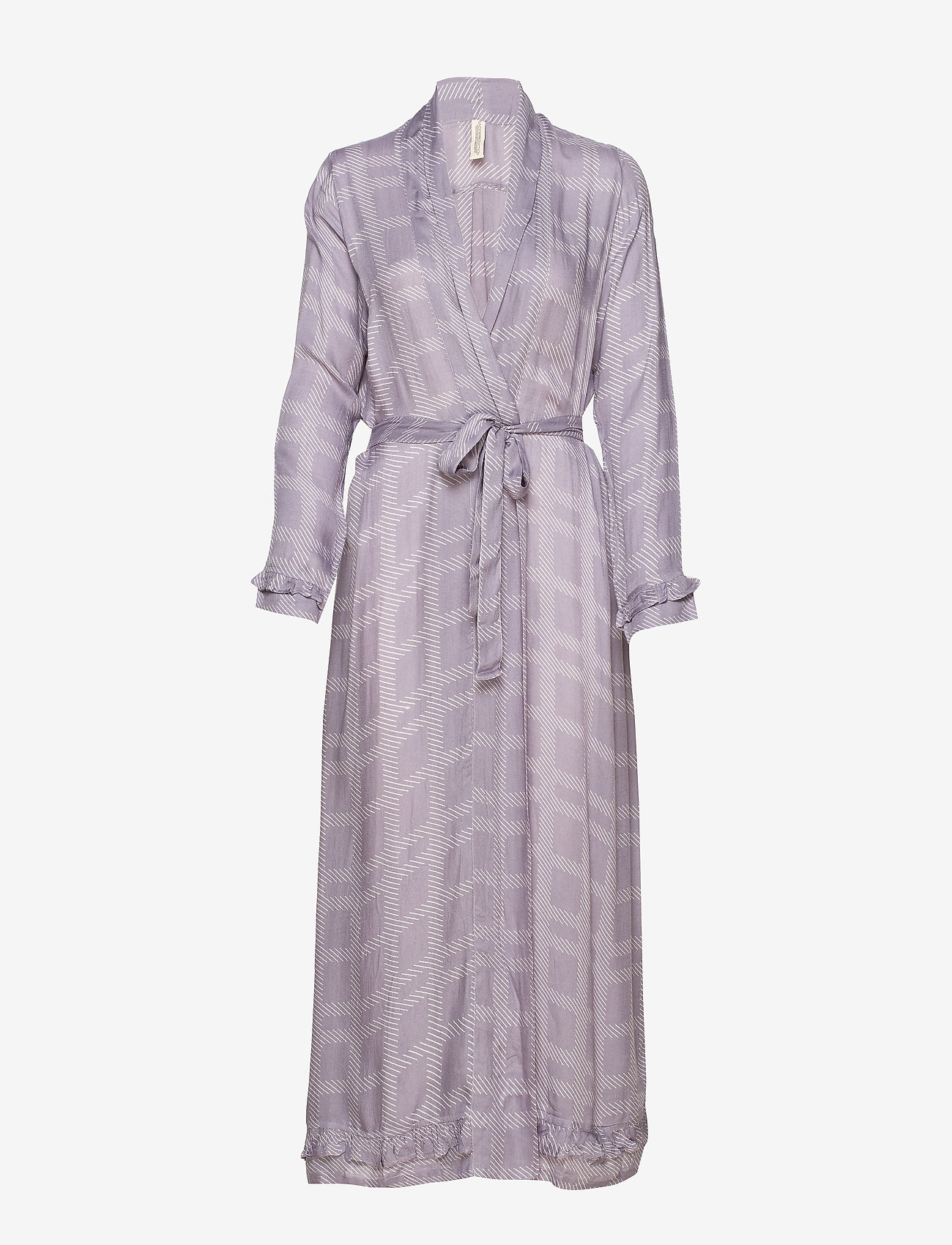 Underprotection - Terry robe - bathrobes - purple