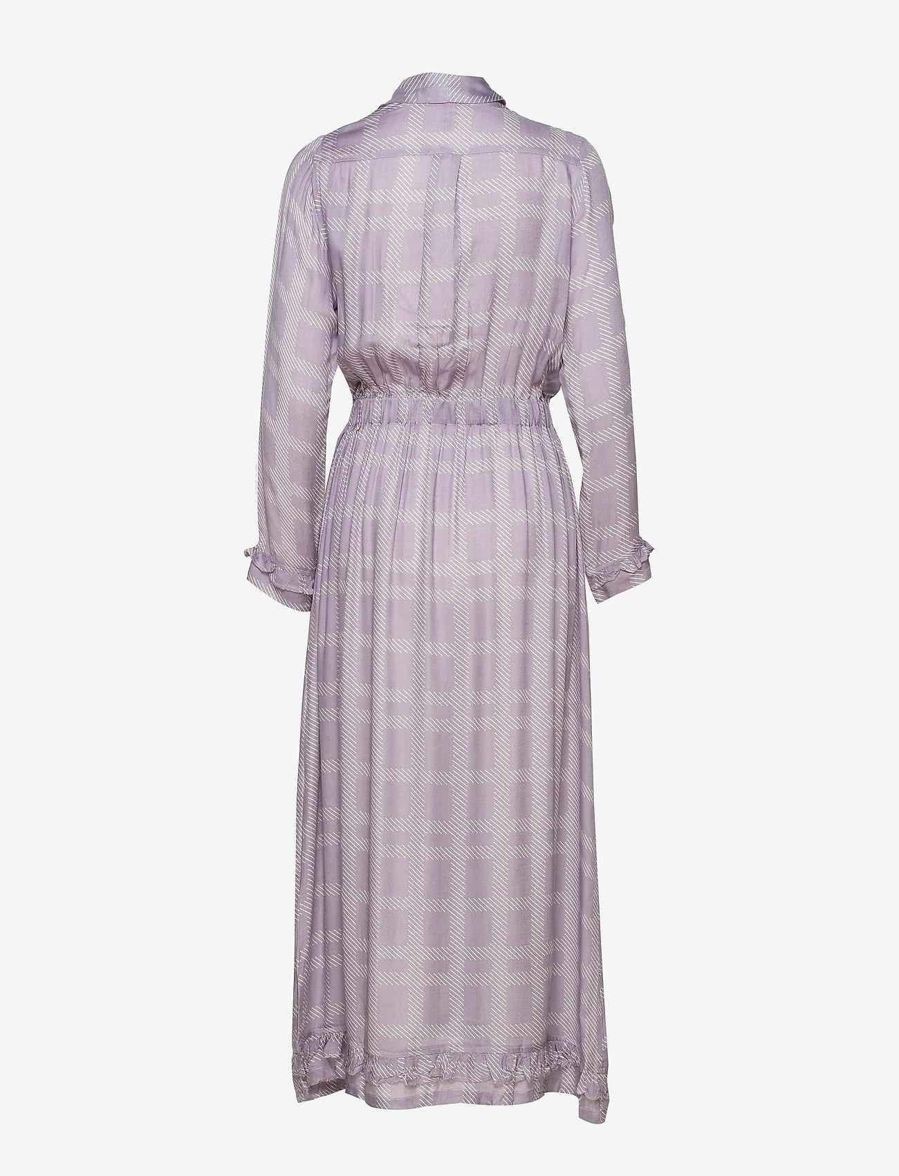 Underprotection - Terry robe - bathrobes - purple - 1