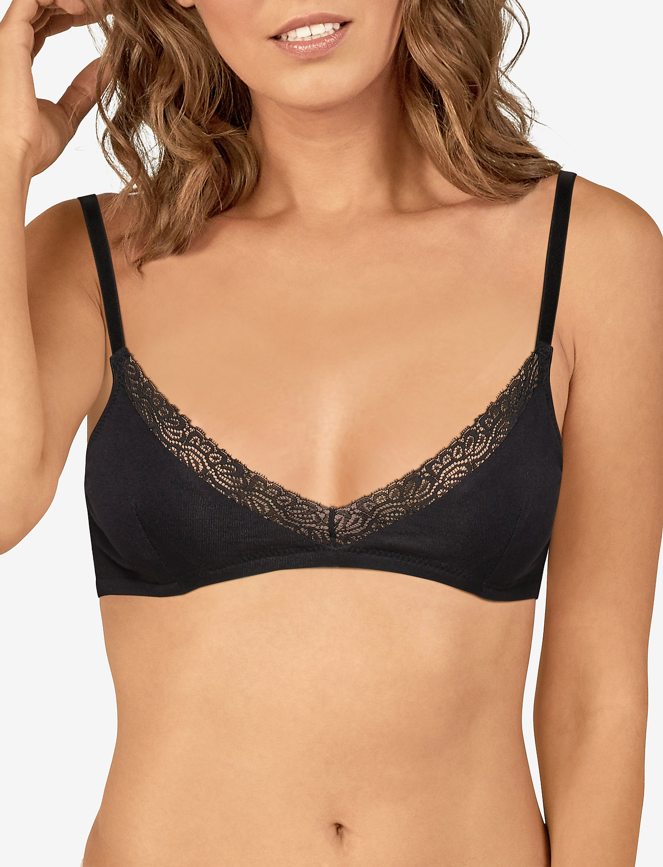 Underprotection Bea bra - BLACK