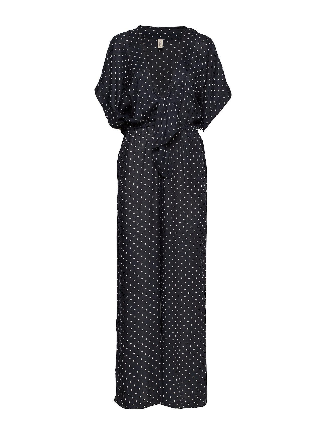 Underprotection Donna jumpsuit - BLACK
