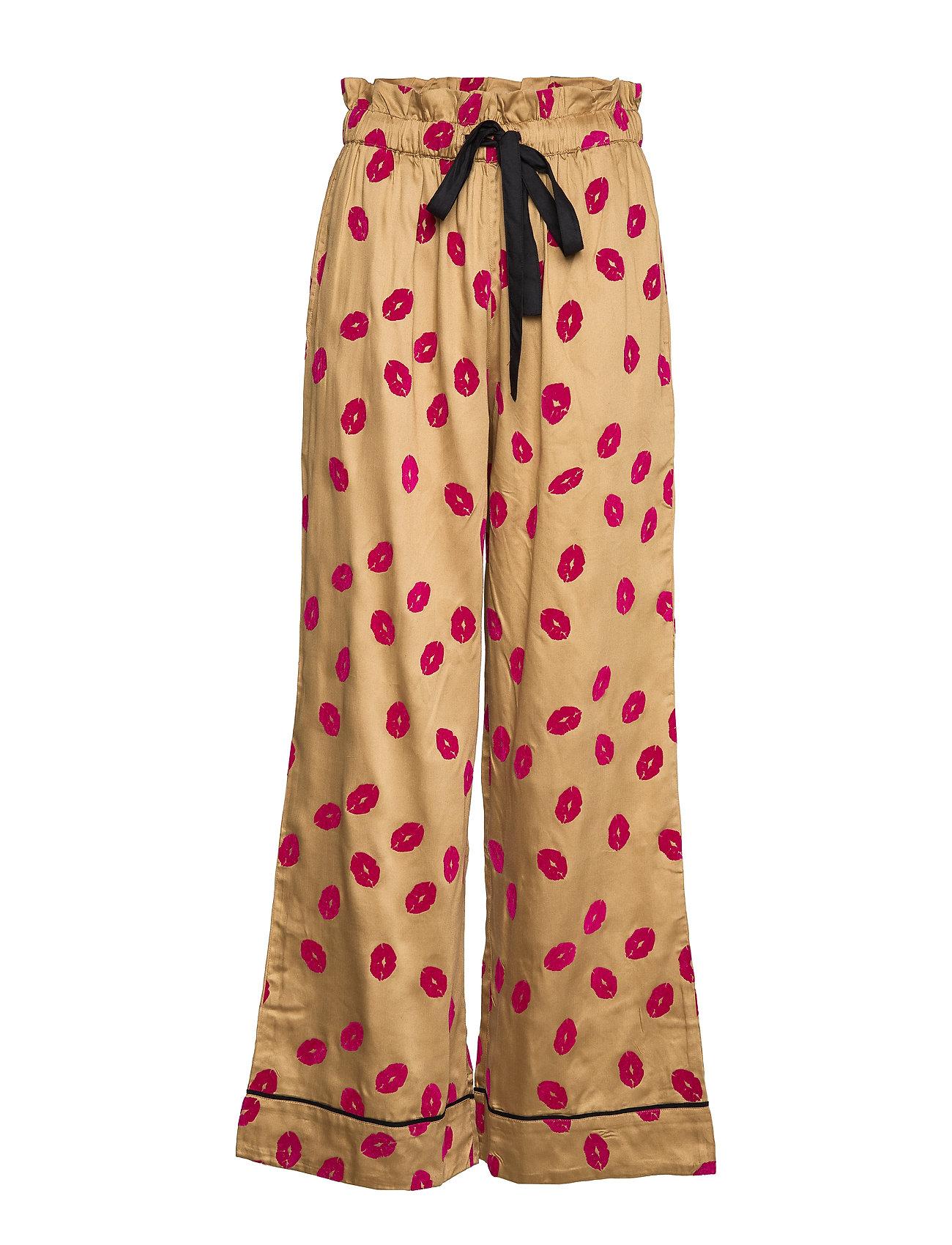 Underprotection Lola pants - CAMEL