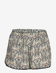 Underprotection - Veronica shorts - shorts - green - 0