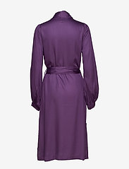 Underprotection - Isabel robe - bathrobes - purple - 1