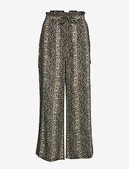 Underprotection - melina pants - nederdelar - grey - 0