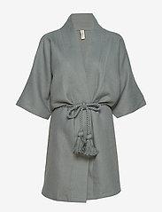 Underprotection - Gemma kimono - Överdelar - grey - 0