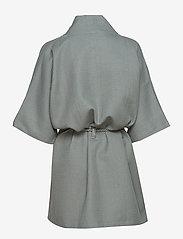 Underprotection - Gemma kimono - Överdelar - grey - 1